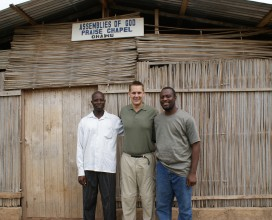 Evident Life Church funds and helps plant a church in Ohawu, Ghana.